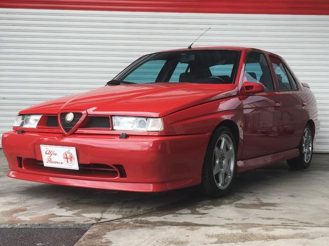 アルファロメオ アルファ 155